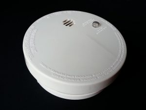 Smoke Detector on Electrical Safety