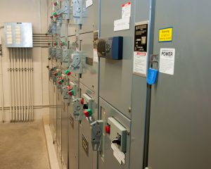 Electrical Panel Room