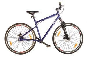 Chainless Bicycle Single Speed Suspension Fork