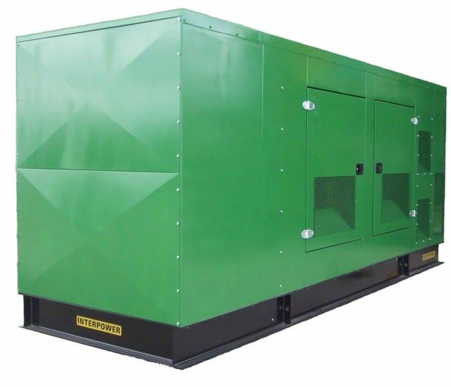 Noise Reduce Generator Canopy
