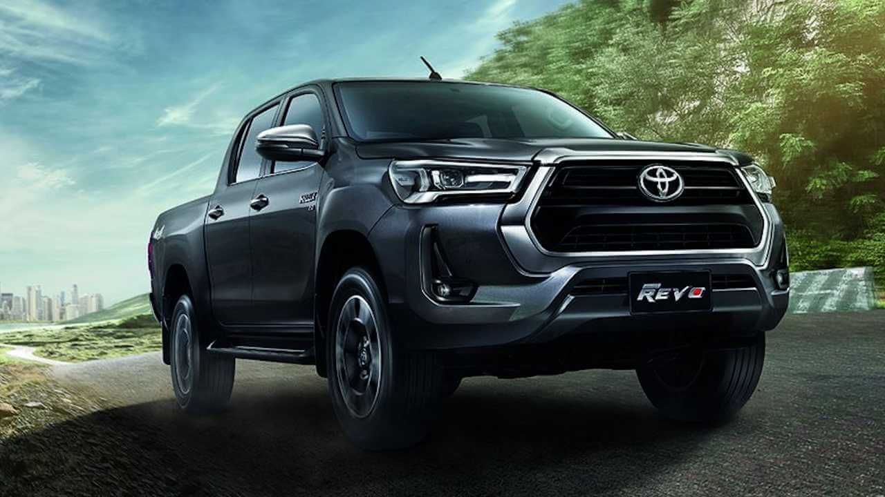 2021 Toyota Hilux Review: What's New?