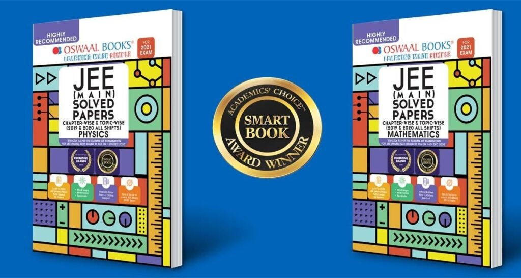 Choose the Right Books for JEE Main 2021