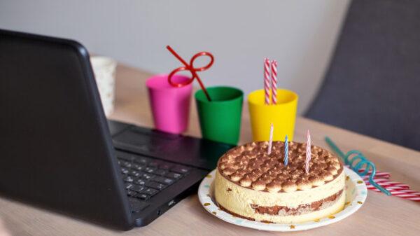 Online Birthday Celebration