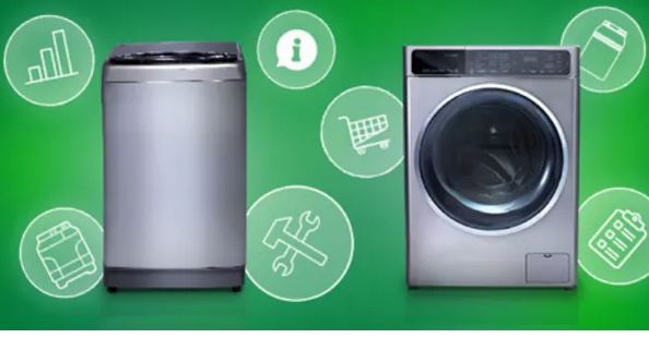 5 Important features in a Washing Machine