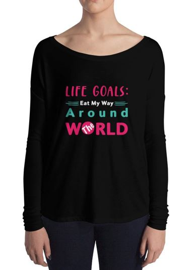 5 Trendy Styles Of Long Sleeves Funny T-shirts