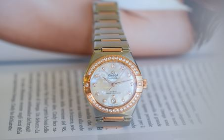 6 Omega Constellation Watches That Radiates Beauty In Women