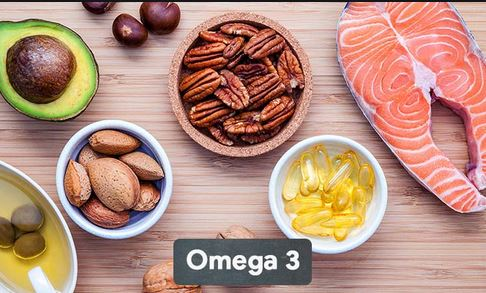 Omega-3 Fatty Acids And Their Benefits