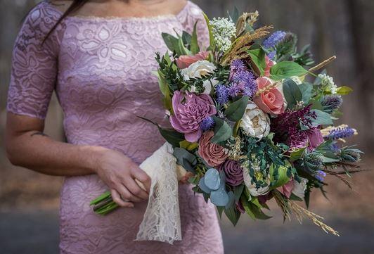 Sola Wood Flowers Bouquets