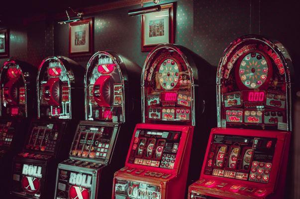 Strategically View A Slot Machine