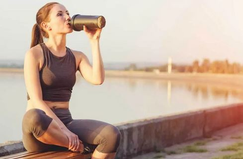 What Does Drinking Protein Shakes Do