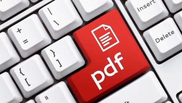 Common PDF File Errors
