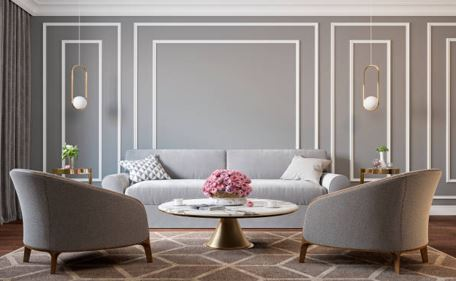 Elements for modern home interiors