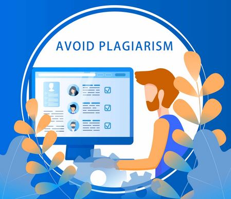 How to avoid plagiarism when writing term papers