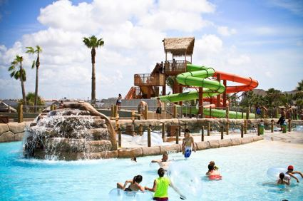 Preparations Before the Water Park Opens