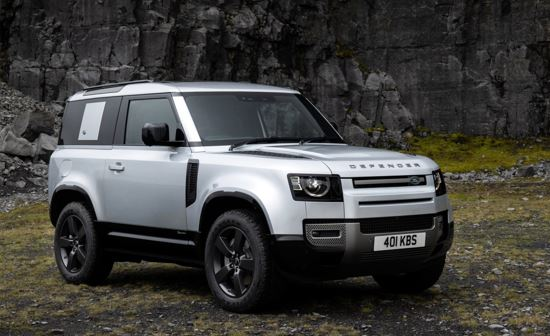The Top of the Line Land Rover