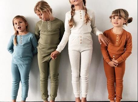 5 of the best baby girl pyjamas