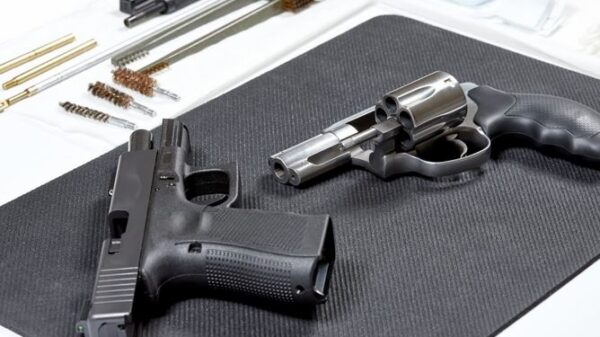 A New Owner's Guide to Cleaning a Gun