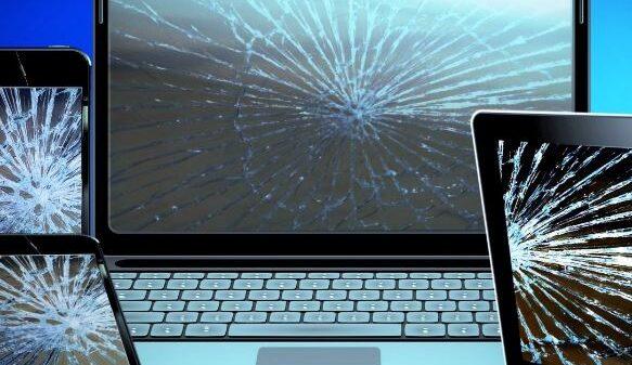 How to Fix a Broken Computer Screen