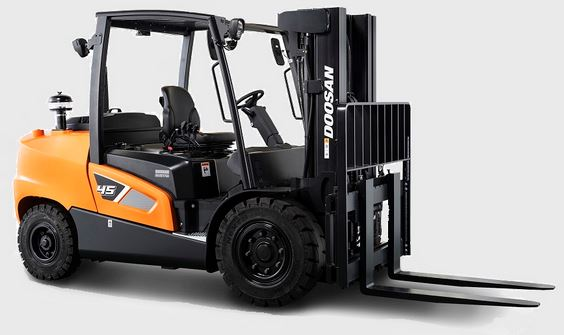 FORKLIFT THE THINGS WITH AN EASE