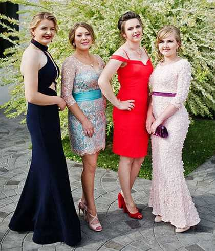 ALL ABOUT WOMEN PARTY DRESSES TYPES