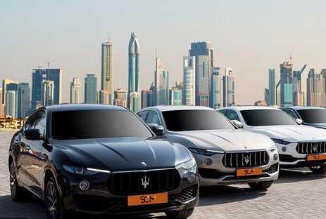 How you can lease a car in dubai