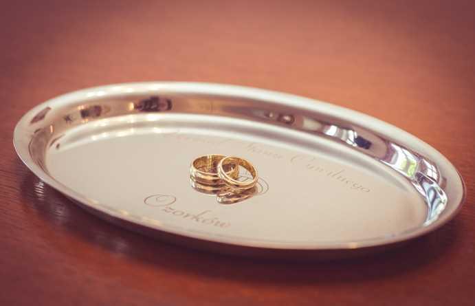 Engraved Wedding Rings
