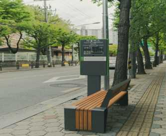 Guide to using buses in South Korea