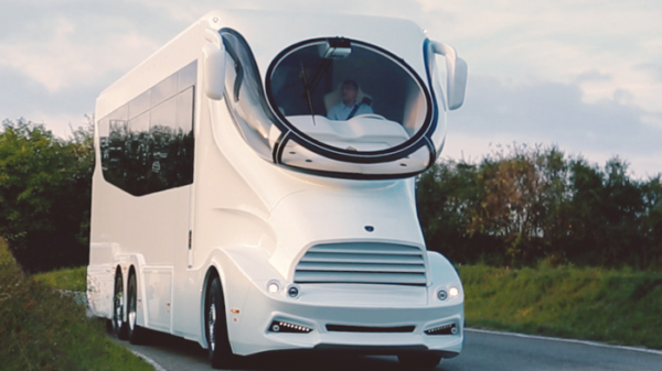 The Best Places to Take a Luxury Recreational Vehicle