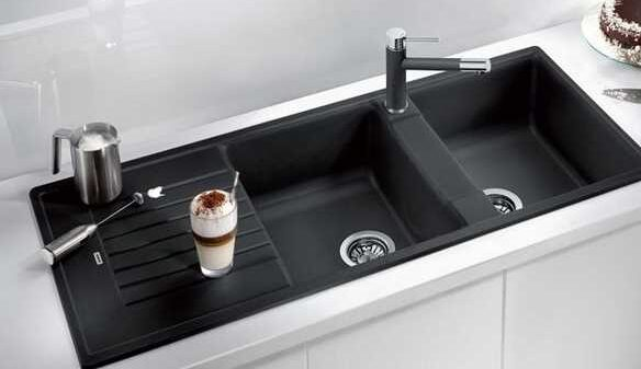 The ultimate guide to kitchen sinks colour options
