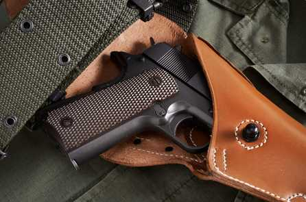 What Are the Different Types of Gun Holsters That Exist Today