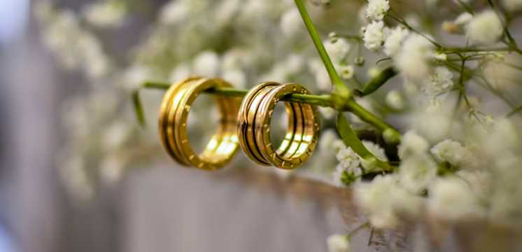 Wrap Wedding Rings