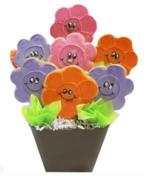 A Very Unique Flower Basket