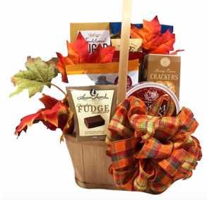 An Autumn Basket