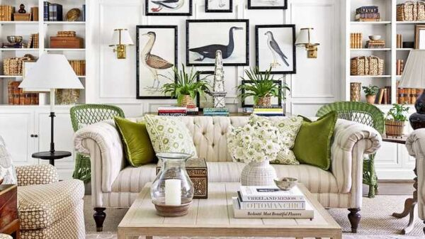 Essentials to Pick the Perfect Living Room Set