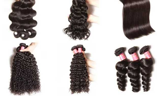 Loose wave hair or body wave hair