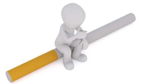 Nicotine Cigarettes vs. CBD Cigarettes