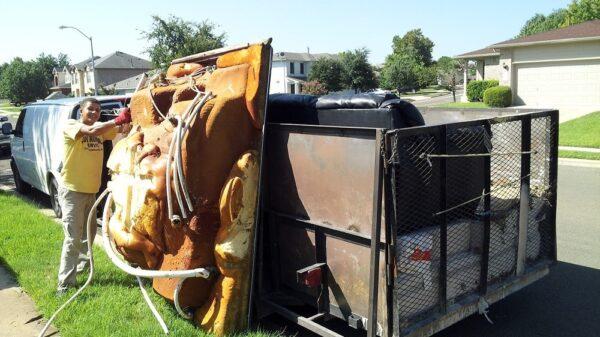 Blackbeard Junk Removal Is The Best Dumpster Rental Brookfield WI