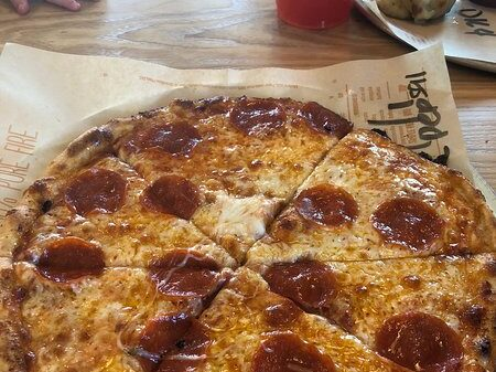 The Best Pizza In Greensboro: Moe's NY Style Pizzeria